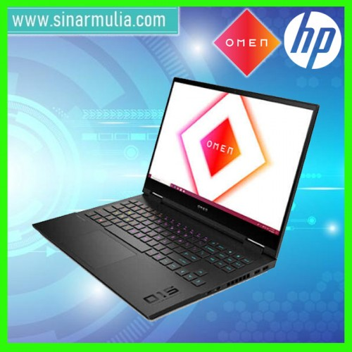 HP OMEN 15-en0013AX RYZEN 7-4800H 512GB SSD 144hz 16GB RTX 2060 6GB6
