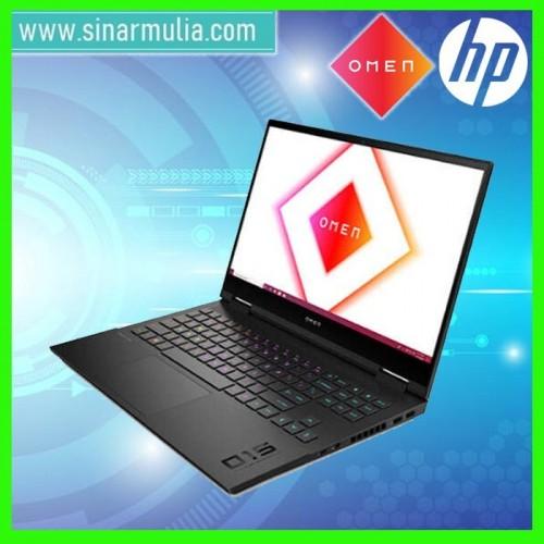 HP Omen 15-en1014AX Ryzen 5-5600H RTX3060 512GB SSD 8GB Win10+OHS4