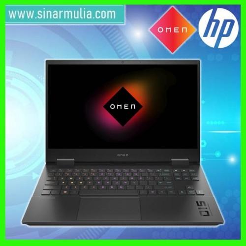 HP Omen 15-en1014AX Ryzen 5-5600H RTX3060 512GB SSD 8GB Win10+OHS2