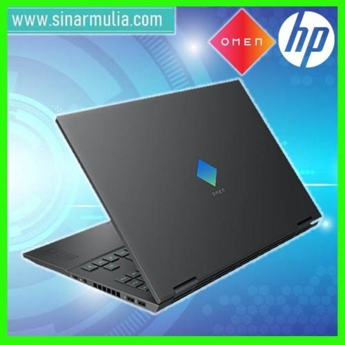 HP Omen 15-en1014AX Ryzen 5-5600H RTX3060 512GB SSD 8GB Win10+OHS5