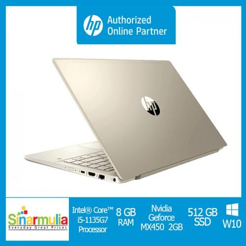 HP Pavilion 14-dv0065TX/dv0066TX i5-1135G7 512GB SSD 8GB MX450 2GB W104