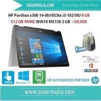 HP Pavilion x360 14-dh1053tx