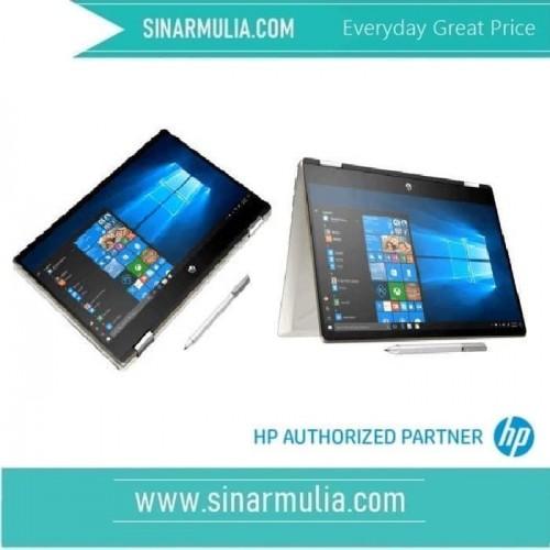 HP Pavilion X360 14-dh1054TX - Silver_1