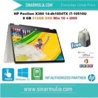 HP Pavilion X360 14-dh1055TX - Gold