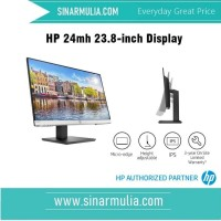 HP 24mh 23.8-inch Monitor