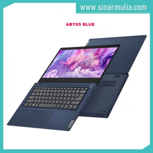 Laptop Lenovo ideapad Slim 3i Celeron N4020 256 GB SSD Win10+OHS Murah5
