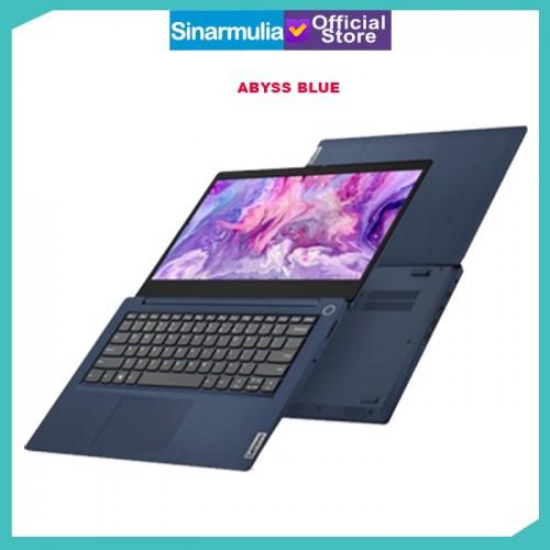 Laptop Lenovo Ideapad Slim 3i i3-10110U 256GB SSD 4GB Win10+OHS - AbyssBlue2
