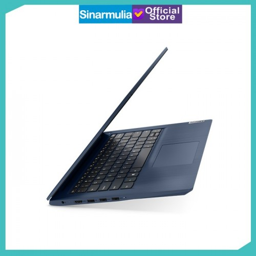 Laptop Lenovo Ideapad Slim 3i i3-10110U 256GB SSD 4GB Win10+OHS - AbyssBlue3