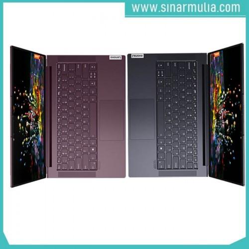 "LAPTOP LENOVO YOGA SLIM 7 RYZEN 5-4500U 16GB 512GB 14"" FHD Win10+OHS9"