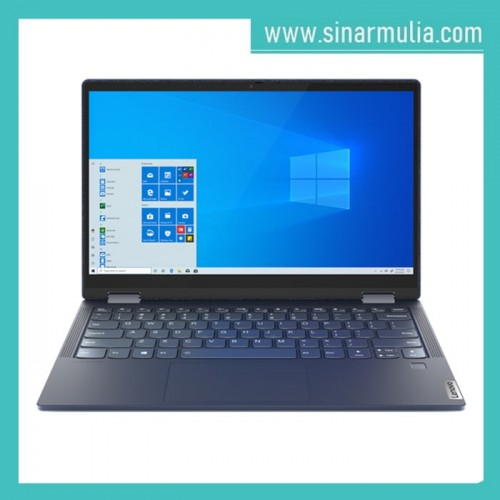 LENOVO YOGA 6 Ryzen 5 PRO 4650U 512GB SSD 16GB 72% NTSC WIN10+OHS9