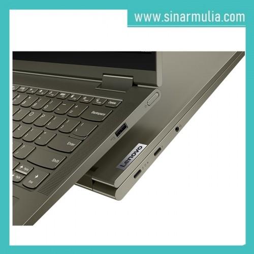 LENOVO YOGA 7i i5-1135G7 512GB SSD 8GB Intel Iris Xe WIN 10+OHS9