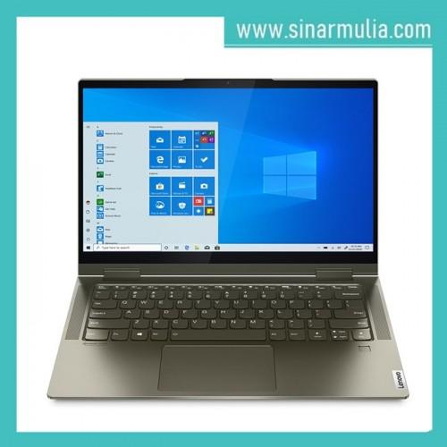 LENOVO YOGA 7i i5-1135G7 512GB SSD 8GB Intel Iris Xe WIN 10+OHS5