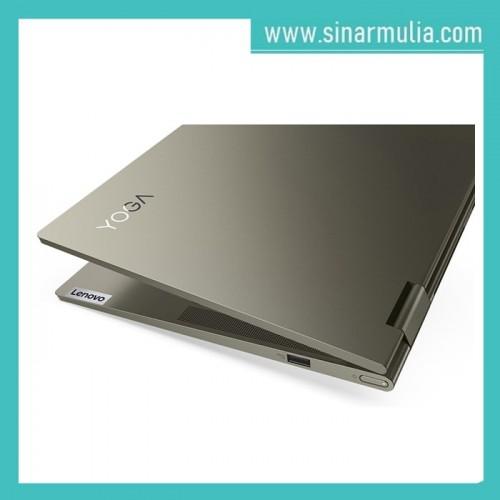 LENOVO YOGA 7i i5-1135G7 512GB SSD 8GB Intel Iris Xe WIN 10+OHS7