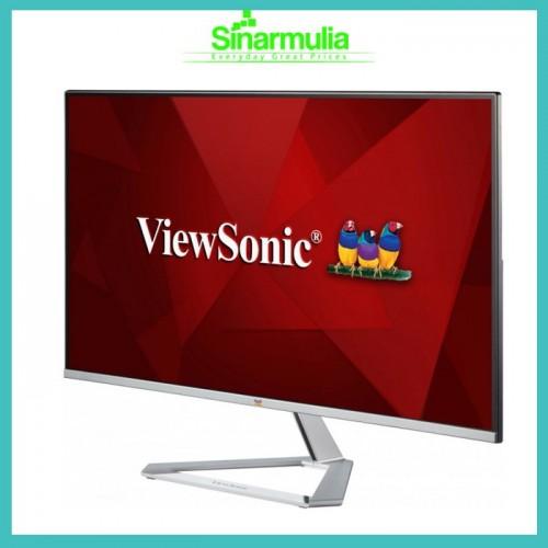 Monitor LED 27 ViewSonic VX2776-SH 75Hz IPS 100% sRGB Full HD2