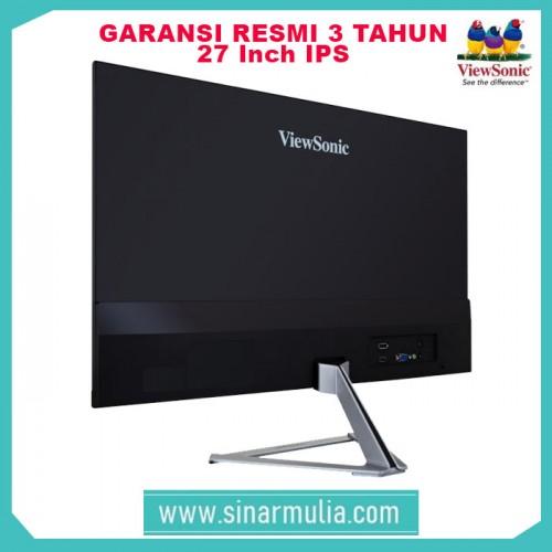 "Monitor LED 27"" ViewSonic VX2776-SMHD  Full HD IPS Speaker3"