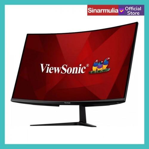 Monitor LED Viewsonic VX3218 PC-MHD 32 Curved 165Hz 1ms 1080p HDMI DP2