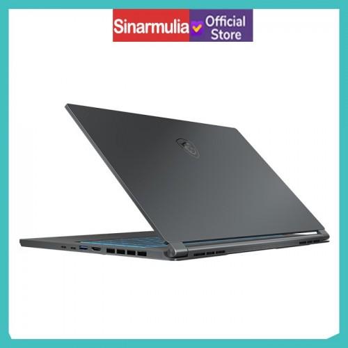 MSI Stealth 15M A11UEK-208ID i7-11375H RTX3060 512GB SSD 16GB3