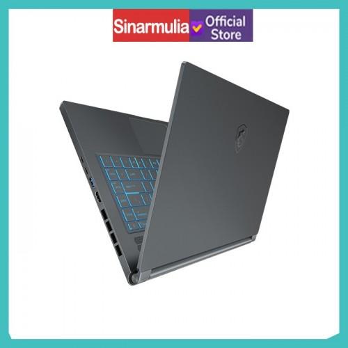 MSI Stealth 15M A11UEK-208ID i7-11375H RTX3060 512GB SSD 16GB4