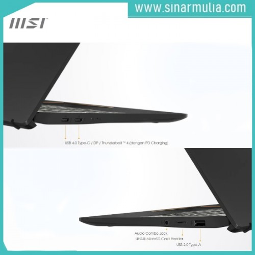MSI Summit E14 A11SCST7