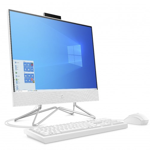 "PC HP AIO CELERON J4025 4GB 1TB 21.5"" Win10 Murah (HP 22-DF0144D)2"