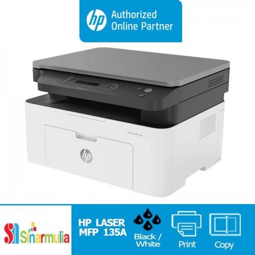 Printer HP laserjet 135A MFP Print Scan Copy