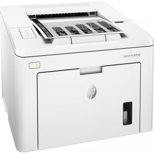 Printer HP LaserJet Pro M203dn Print Duplex Network3