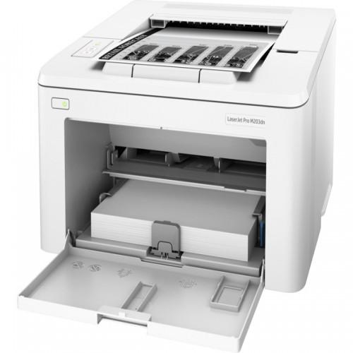 Printer HP LaserJet Pro M203dn Print Duplex Network2