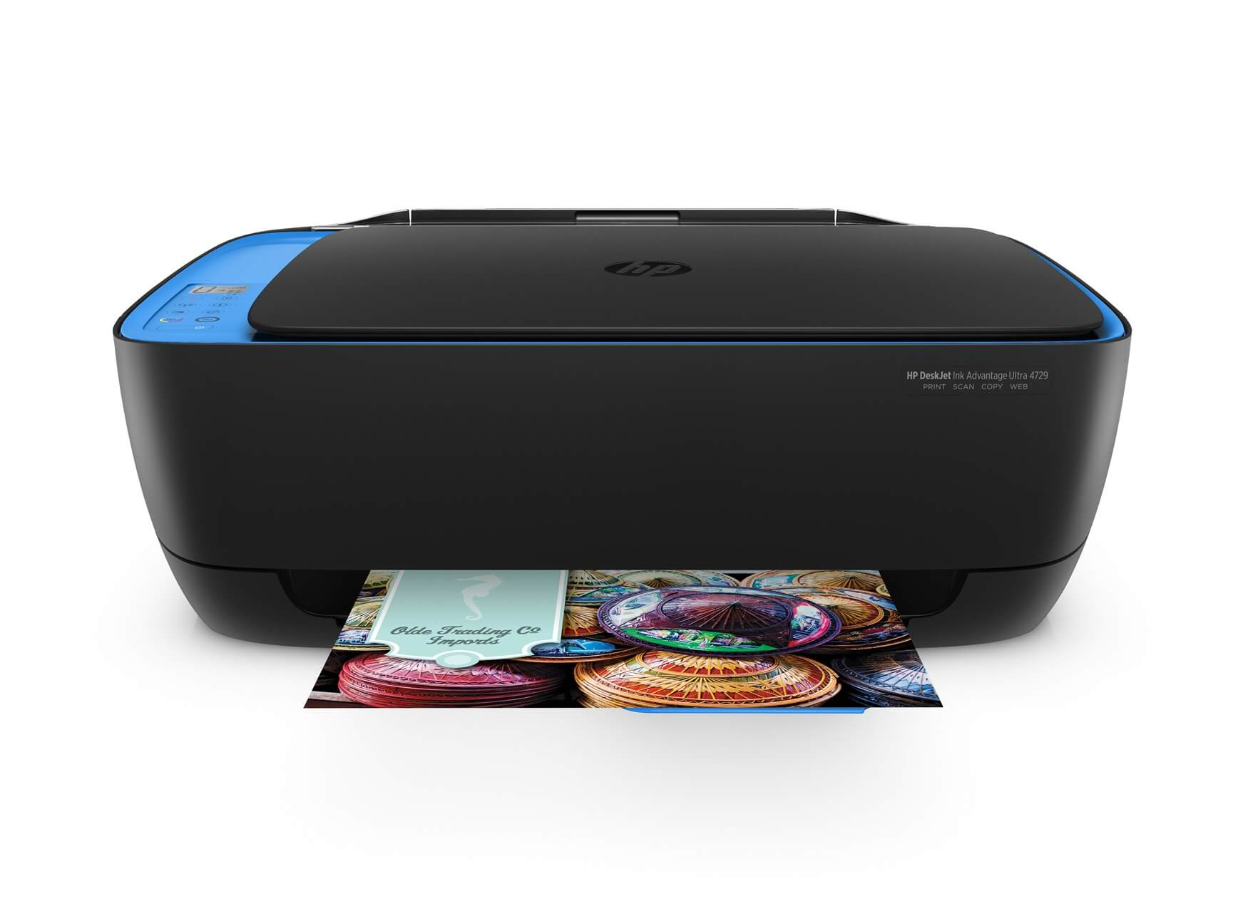 HP Deskjet 4729 Wireless