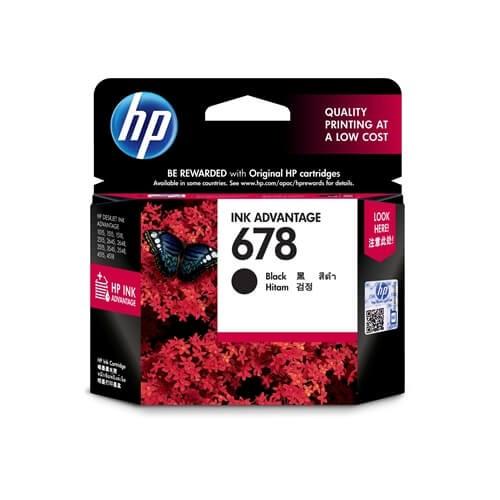 HP 678 Black Ink Cartridge_3