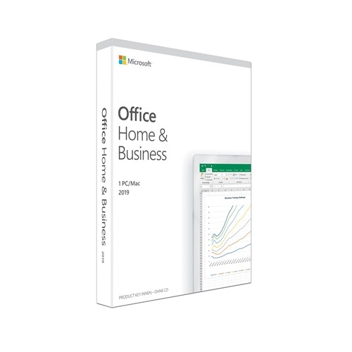 MICROSOFT OFFICE HOME AND BUSINESS 2019_2