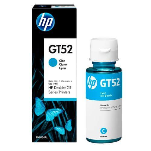 HP GT52 Cyan Original Ink Bottle (M0H54AA)_3