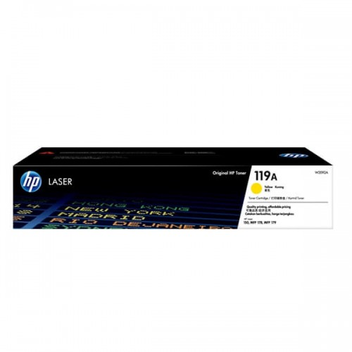 HP 119A (W2092A) YELLOW_2