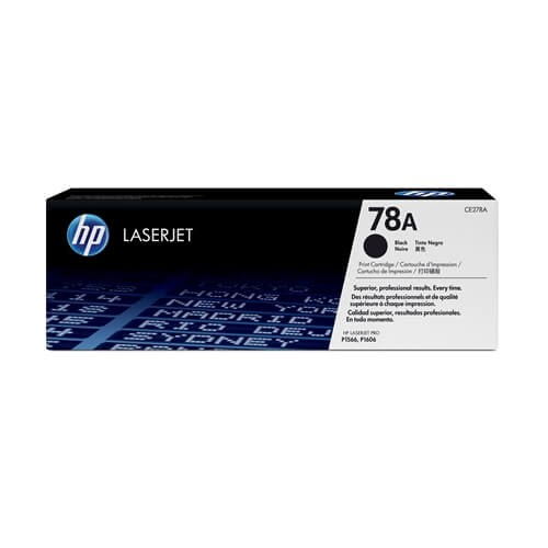 HP 78A Black Toner (CE278A)_2