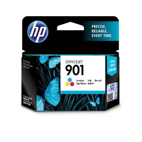 HP 901 Tri-Color Ink Cartridge_2