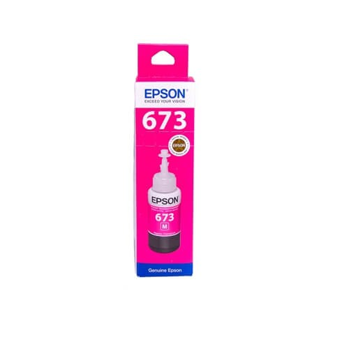 EPSON Magenta Ink Cartridge T6733_3