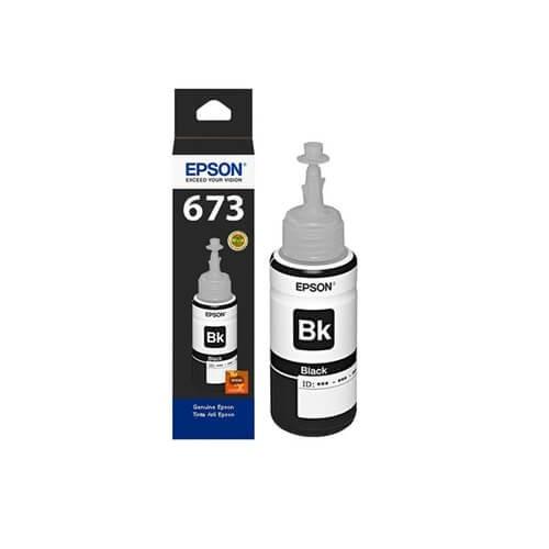 EPSON Black Ink Cartridge T6731
