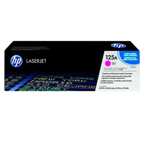 HP 125A Magenta Toner (CB543A)