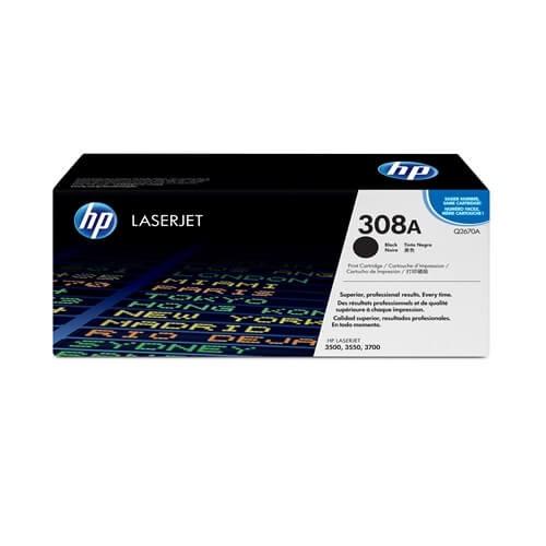 HP 308A Black Toner (Q2670A)_2