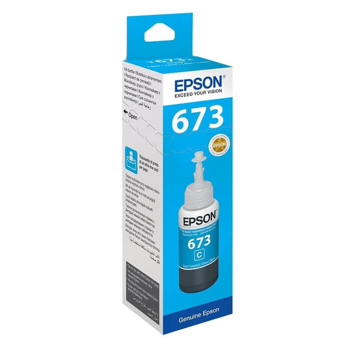 EPSON Cyan Ink Cartridge T6732