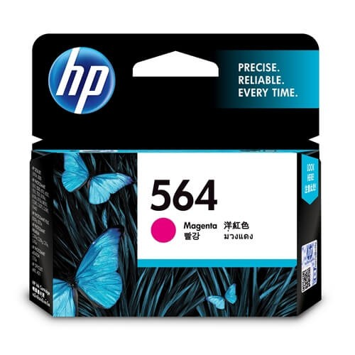 HP 564 Magenta Ink Cartridge_3