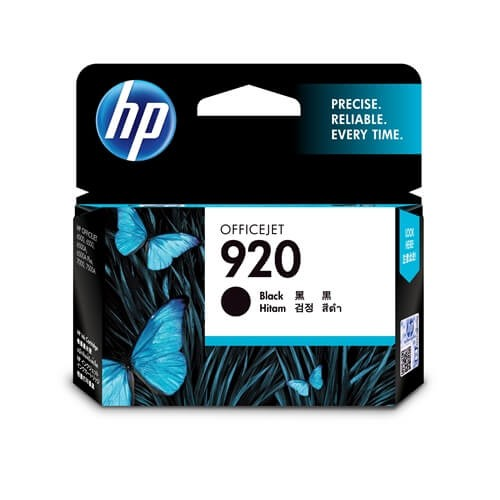 HP 920 Black Ink Cartridge