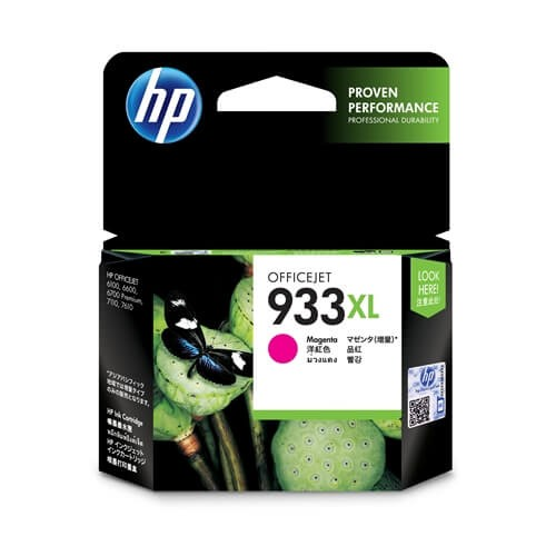 HP 933XL Magenta Ink Cartridge_3
