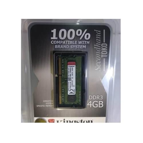 KINGSTON SODIMM 4GB DDR3L