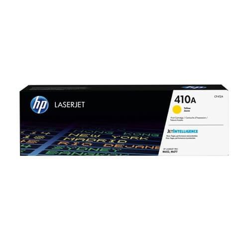 HP 410A Yellow Toner (CF412A)