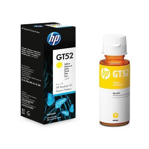 HP GT52 Yellow Original Ink Bottle_4