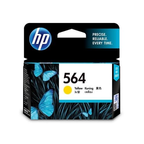 HP 564 Yellow Ink Cartridge_4