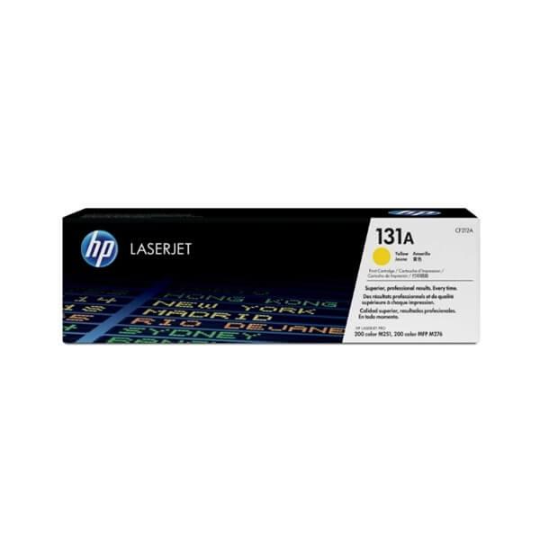 HP 131A Yellow Toner (CF212A)
