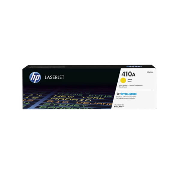 HP 410A Yellow Toner (CF412A)