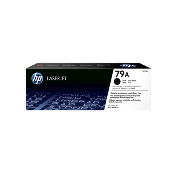 HP Toner 79A (CF279A) black