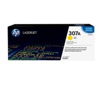 HP 307A Yellow Toner (CE742A )